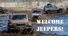 Jeep the Mac 2019 The Northwood Drummond Island