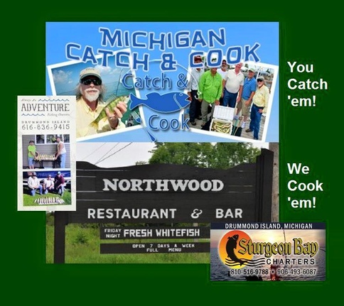 Catch and Cook at The Northwood