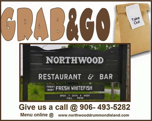 The Northwood Restaurant and Bar Drummond Island MI